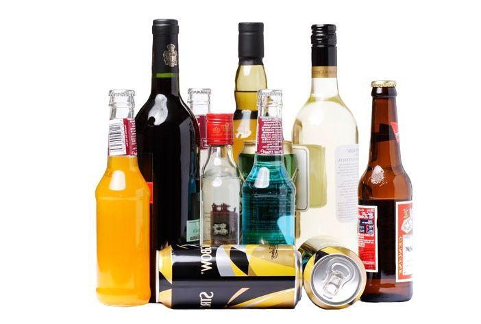 алкоголь после отбеливания зубов какой лучше