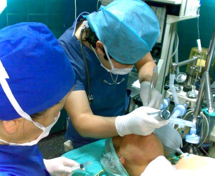 Подготовка пожилого пациента к наркозу