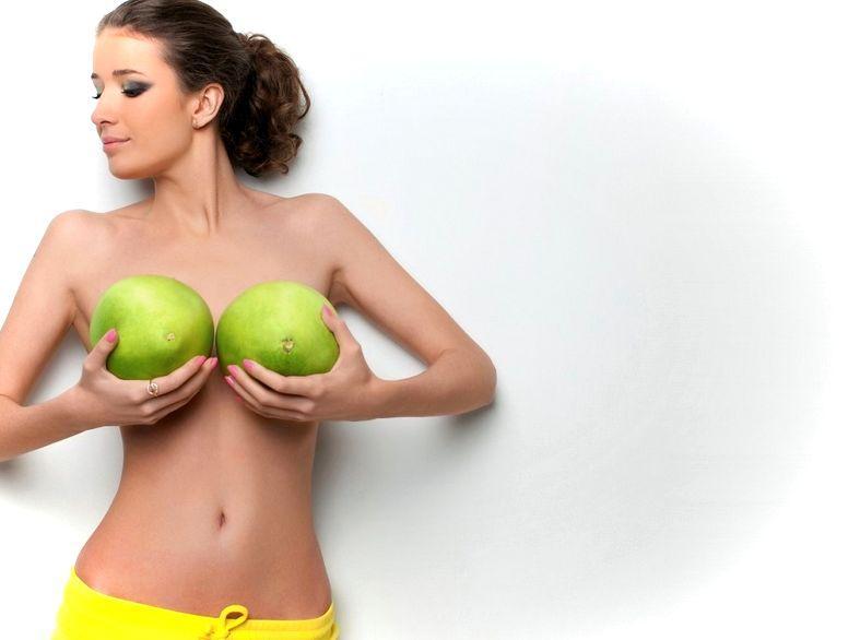 Медикаментозное увеличение груди