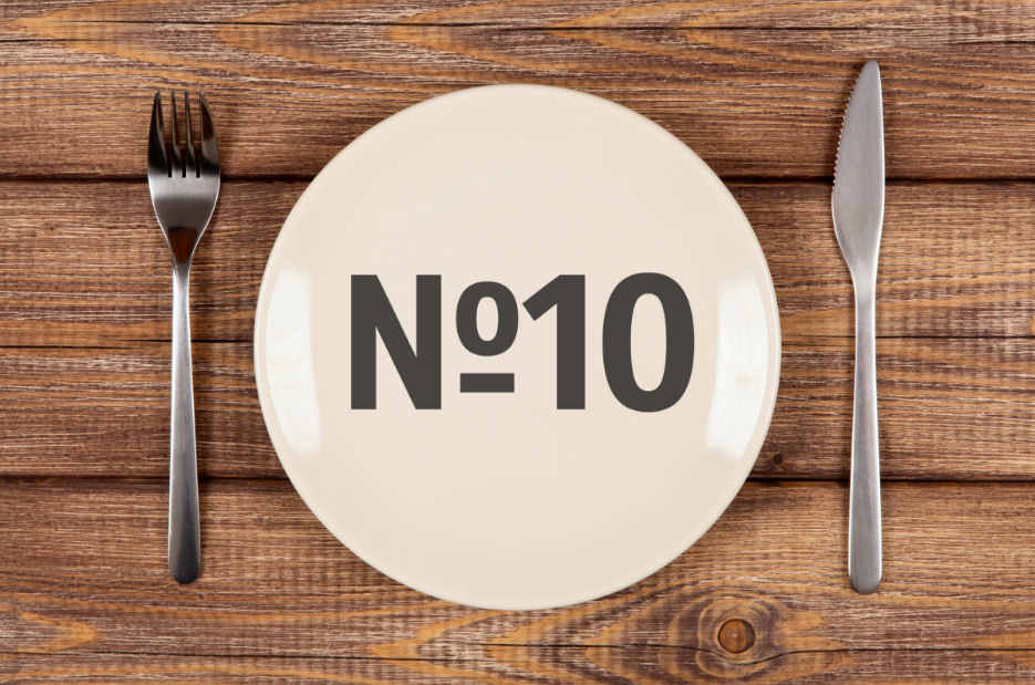 Диета стол 10: меню на завтрак, обед, подник и ужин. Видео — www.